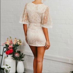 Champagne Sun Dresses